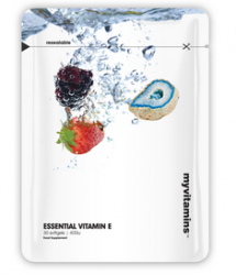 MyVitamins Essential Vitamin E 400 IU- 60 tab.
