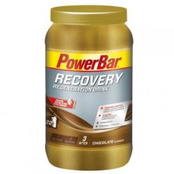 Powerbar Recovery Regenration Drink 1210g. Choco