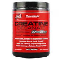 MuscleMeds Creatine Decanate - 300 g.